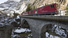 มาแล้ว! สวิตเซอร์แลนด์ เปิดตัวอุโมงค์รถไฟที่ยาวที่สุดในโลก ทะลุเทือกเขาแอลป์ยาว 57 กิโลเมตร
