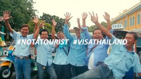 #notatourist วีซ่า ชวนคนไทยเป็น Street Photographer ทำโปสการ์ดปลุกการท่องเที่ยวไทยแบบโลคอล (มีคลิป)