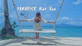 นอนอาบแดด รับวิตามินดี ชิลล์ขั้นสุดที่ Paradise Koh Yao เกาะยาว พังงา