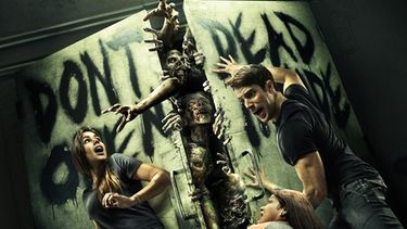 วิ่งเร้ว! โซนใหม่ Walking Dead ที่ Universal Studios สาวกผีดิบขอเชิญ