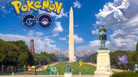 5 พิกัดจับ Pokemon Go อย่างเทพ ที่กรุงวอชิงตัน ดีซี น่าอิจฉาชาวมะกันจริงๆ
