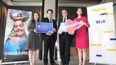 การท่องเที่ยวสิงคโปร์ มอบสิทธิประโยชน์สุดพิเศษให้แก่ผู้ถือบัตรวีซ่า เที่ยวเพลินทั่วเกาะสิงคโปร์