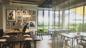 บรรยากาศร้าน Simply V Dine & Wine Restaurant