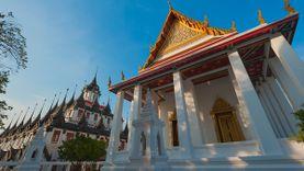 พาเที่ยวชม วัดราชนัดดารามวรวิหาร หนึ่งในวัดสวยของกรุงเทพมหานคร