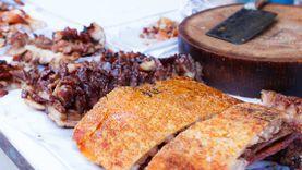 เทศกาลอาหารอร่อย กับหมูย่างและขนมเค้กจังหวัดตรัง ประจำปี 2559
