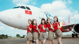เวียตเจ็ท จัดโปร เริ่มต้น 0 บาท พร้อมเปิด 4 เส้นทางบินใหม่ในเมืองไทย
