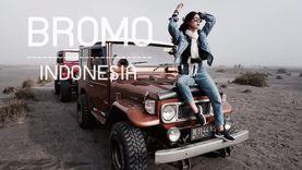 Bromo อินโดนีเซีย 4 วัน 3 คืน ในงบ 15,000 บาทไทย