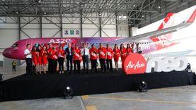แอร์เอเชีย รับเครื่องบินรุ่น Airbus A320neo พร้อมเครื่องยนต์รุ่น CFM International LEAP-1A