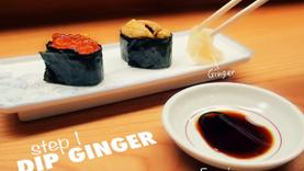วิธีกิน ซูชิ ให้ถูกต้อง ยังไงให้เหมือนคนญี่ปุ่นแท้ๆ!