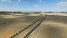 อย่าลืมพกน้ำไปด้วย จีน เปิดใช้งานทางหลวงผ่านทะเลทราย ยาวที่สุดในโลก 900 กิโลเมตร!