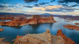 Lake Powell ทะเลสาบเทียมฝีมือมนุษย์ สวยอลังการ ใหญ่ที่สุดในอเมริกา