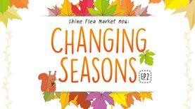 """Shine Flea Market ตอน """"CHANGING SEASONS"""" ep.2 ที่ ศูนย์การค้าแฟชั่น ไอส์แลนด์"""