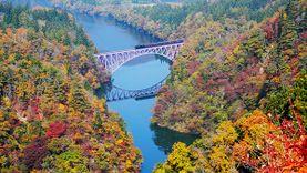 10 อันดับ ทางรถไฟ สวยที่สุด ประเทศญี่ปุ่น เรื่อยๆ เอื่อยๆ ชมวิวสุดรีแล็กซ์