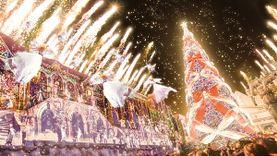 ฉลองเทศกาลคริสต์มาส ที่ USJ ชมโชว์สุดอลังการในงาน Universal Wonder Christmas