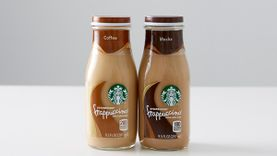 สตาร์บัคส์ ขอมอบประสบการณ์การดื่มกาแฟครั้งใหม่ ด้วยสตาร์บัคส์แฟรบปูชิโน่บรรจุขวด