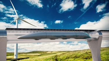 รถไฟแห่งอนาคต Hyperloop ที่ดูไบ ชินคันเซ็นหลบไปเลย!