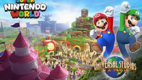 จ่อเปิดโซนใหม่ Super Nintendo World ที่สวนสนุก Universal ญี่ปุ่น ไปเก็บเห็ดมาริโอกัน!