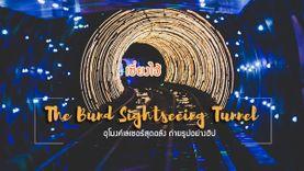 ถ่ายรูปอย่างฮิปที่ เซี่ยงไฮ้ The Bund Sightseeing Tunnel อุโมงค์เลเซอร์สุดอลัง