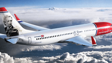 บินตรง นอร์เวย์  ไป-กลับ เริ่มต้น 14,000 สายการบิน Norwegian Air