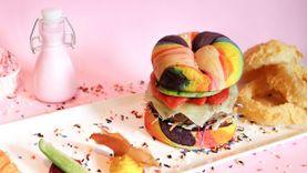 Rainbow Dash ที่สุดของเบอร์เกอร์มุ้งมิ้งที่ร้าน 25 Degrees ช่วงวาเลนไทน์นี้เท่านั้น!