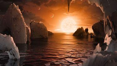 เตรียมเที่ยวโลกใหม่ NASA ประกาศ พบดาวเคราะห์คล้ายโลก โอกาสเจอมนุษย์ต่างดาวสูงมาก