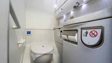วิธีใช้ ห้องน้ำบนเครื่องบิน ไม่น่ากลัวอย่างที่คิด
