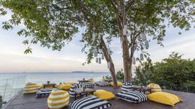 Wedding Terrace ที่โรงแรมเคปพันวา ภูเก็ต วิวพาโนรามิค เหนือทะเลอันดามัน