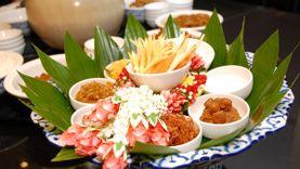 เติมเต็มความสุขใน เทศกาลสงกรานต์ กับเมนูข้าวแช่ชาววัง ณ ห้องอาหารเอสเพรสโซ่ โรงแรมอินเตอร์