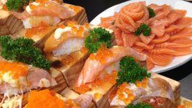 10 ร้านบุฟเฟ่ต์อาหารญี่ปุ่น จัดเต็ม ซาชิมิ ซูชิ ปิ้งย่าง ชาบู!