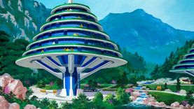เอาจริง? เกาหลีเหนือ ยุคอนาคต ชมภาพเหนือจินตนาการ ออกแบบโดยชาวเกาหลีเอง