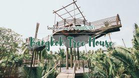 Bangkok Tree House โอเอซิสกลางกรุง ที่ บางกระเจ้า