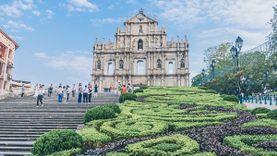 เที่ยว มาเก๊า โบสถ์เซนต์ปอล Ruins Of Saint Pauls  มนต์เสน่ห์ยุโรปในเอเชีย สัญลักษณ์แห่งมาเก๊า