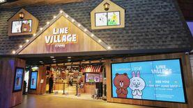 LINE Village Bangkok แห่งแรกในไทยที่ Siam Square One น่ารักมุ้งมิ้งกับหมีบราวน์และผองเพื่อน