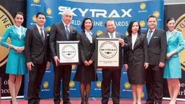 บางกอกแอร์เวย์สคว้า 2 รางวัล สายการบินแห่งภูมิภาคที่ดีที่สุดในโลก และดีที่สุดในเอเชีย