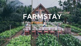 10 ที่พัก ฟาร์มสเตย์ สูดไอดินกลิ่นหญ้า วิวทุ่งนา เที่ยวหน้าฝน โดนใจสายออร์แกนิก