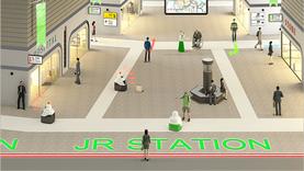 กำเนิดโรโบคอป! ญี่ปุ่น ผุดโปรเจ็คหุ่นยนต์ตำรวจ พร้อมช่วยเหลือนักท่องเที่ยวใน JR East
