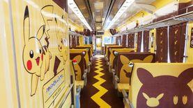 รถไฟ JR East เปิดตัวขบวนใหม่ รถไฟพิคาชู Pokemon with You วิ่งวันแรก 15 กค.นี้!