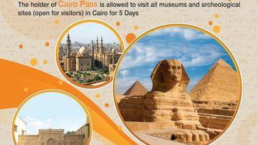 เที่ยว อียิปต์ ง่ายๆ เข้าได้ทุกที่ ด้วยบัตร Cairo Pass เข้าชมแหล่งโบราณคดีในไคโรแบบไม่ต้องต่อแถว
