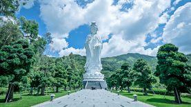 วัดเจ้าแม่กวนอิม Tsz Shan Monastery ฮ่องกง ไปเที่ยวที่นี่มีอะไร !