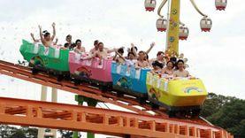 เปิดแล้ว! สวนสนุกออนเซ็น ที่เบปปุ ญี่ปุ่น แก้ผ้าแล้วขึ้นรถไฟเหาะโลด