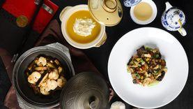 อาหารจีนกวางตุ้งจานคลาสสิค ที่ ห้องอาหารเฟย ยา โรงแรมเรเนซองส์ กรุงเทพฯ ราชประสงค์