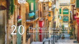 20 สถานที่ มรดกโลกโดยยูเนสโก้ ที่สวยที่สุดในโลก