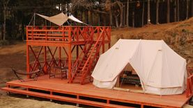ตั้งแคมป์ ที่ The Farm Camp Villa เต็นท์สุดหรู อยู่ไม่ไกลจากสนามบินนาริตะ ประเทศญี่ปุ่น