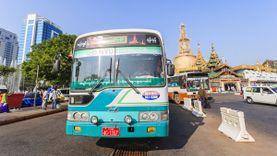 นำไปก่อนล่ะน้าาา เมียนมาร์ เริ่มใช้ระบบตั๋วเดินทางใหม่ ใบเดียวขึ้นทั้งรถเมล์ รถไฟ ไม่ยุ่งยาก