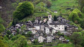 Corippo หมู่บ้านเล็กๆ ใน สวิตเซอร์แลนด์ ที่มีคนอาศัยอยู่แค่ 16 คน!