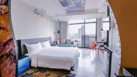 โปรโมชั่น Wholly Wonder จาก Siam@Siam Design Hotel Pattaya พร้อมบัตรเข้าสู่ WonderFruit