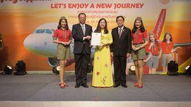 ไทยเวียตเจ็ท ได้รับใบรับรองผู้ดำเนินการเดินอากาศใหม่อย่างเป็นทางการ ประกาศเปิดเส้นทางบินให