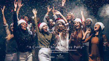 Jazz It up This Christmas ! โรงแรมแม่น้ำ รามาดาพลาซา ฉลองคริสต์มาส ริมแม่น้ำเจ้าพระยา