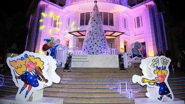ต้นคริสต์มาส เดอะ เพนนินซูล่า พลาซ่า แลนด์มาร์คต้นคริสต์มาสยุคแรกบนถนนราชดำริ