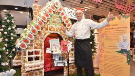 เซ็นทรัล ฟู้ด ฮอลล์ เปิดตัวบ้านขนมปังขิงยักษ์ ใหญ่ที่สุดในประเทศไทย! ฉลองเทศกาลแห่งความสุข